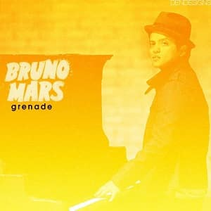 موزیک ویدیو Bruno Mars - Grenade