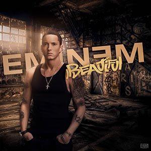 موزیک ویدیو beautiful از eminem