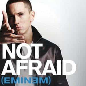 موزیک ویدیو not afraid