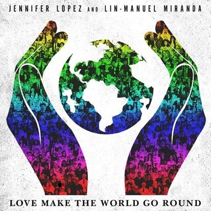 موزیک ویدیو love make the world go round