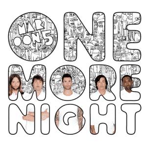موزیک ویدیو one more night