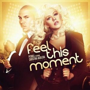 موزیک ویدیو Pitbull - Feel This Moment ft. Christina Aguilera