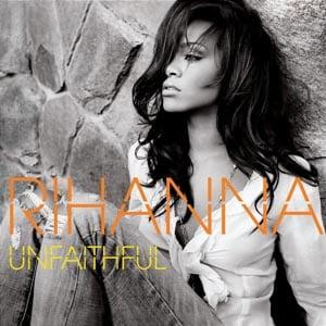 موزیک ویدیو unfaithful