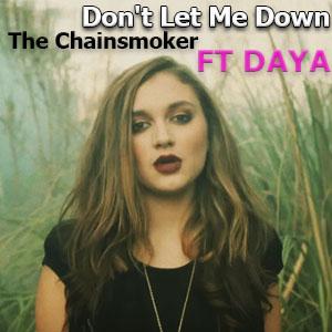 موزیک ویدیو The Chainsmoker - Don't Let Me Down Ft. Daya با زیرنویس فارسی