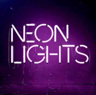 موزیک ویدیو neon light