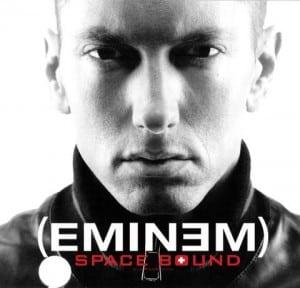 موزیک ویدیو space bound از eminem