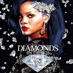 موزیک ویدیو Rihanna - Diamonds با زیرنویس فارسی