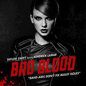 موزیک ویدیو bad blood