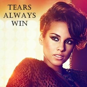 موزیک ویدیو Tears always win