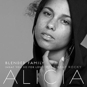موزیک ویدیو Alicia Keys Ft. A$AP Rocky - Blended Family