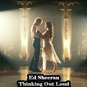 موزیک ویدیو Ed Sheeran - Thinking Out Loud