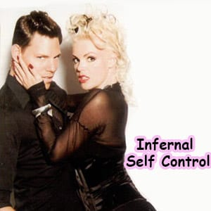 موزیک ویدیو INFERNAL SELF CONTROL