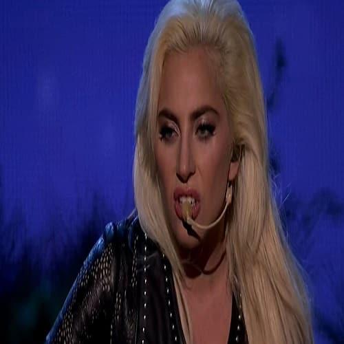 اجرای زنده Lady Gaga