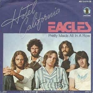 اجرای زنده The Eagles - Hotel California