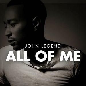 موزیک ویدیو John Legend - All Of Me