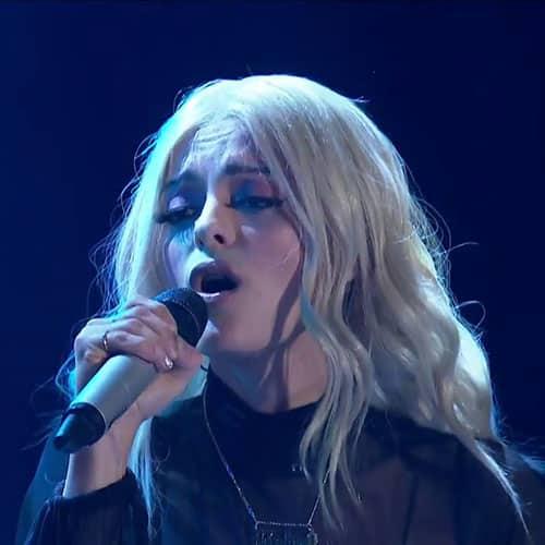 اجرای زنده Bebe Rexha