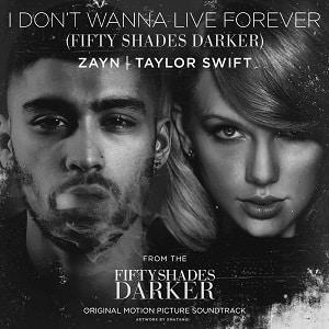 موزیک ویدیو Taylor Swift & Zayn - I Don't Wanna Live Forever