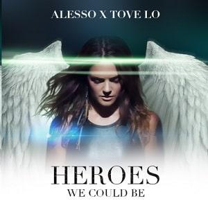 موزیک ویدیو Alesso - Heroes (we could be) ft. Tove Lo