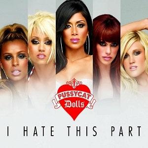 دانلود موزیک ویدیو The Pu**ycat Dolls - I Hate This Part با زیرنویس فارسی