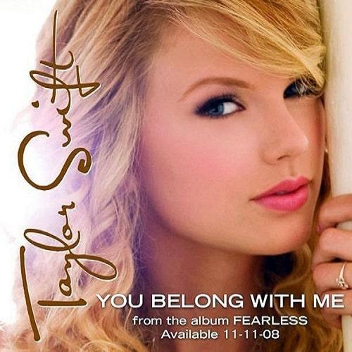 You Belong With Me با زیرنویس