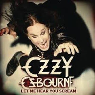 Ozzy Osbourne -Let Me Hear You Screa