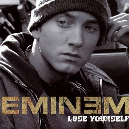 Eminem - موزیک ویدیو lose yourself