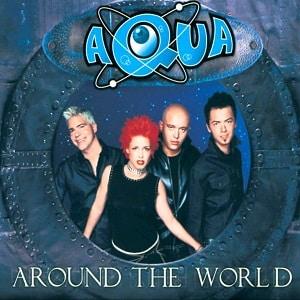 موزیک ویدیو Aqua - Around The World