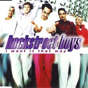 موزیک ویدیو Backstreet Boys - I Want It That Way cover