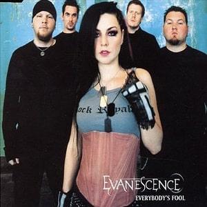موزیک ویدیو Evanescence - Everybody's Fool
