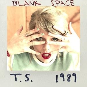 موزیک ویدیو Taylor Swift - Blank Space cover