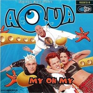 موزیک ویدیو Aqua my oh my