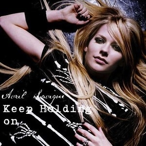 اجرای زنده Avril Lavigne Keep Holding