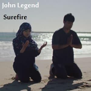 موزیک ویدیو John Legend – Surefire