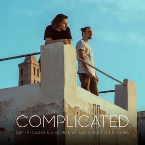 موزیک ویدیو Dimitri Vegas & Like Mike vs David Guetta feat. Kiiara - Complicated cover