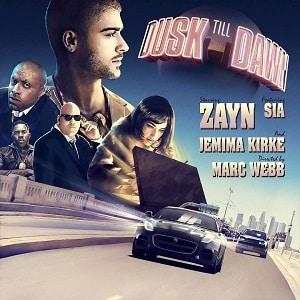 موزیک ویدیو ZAYN - Dusk Till Dawn ft. Sia cover