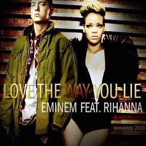موزیک ویدیو Eminem - Love The Way You Lie ft. Rihanna