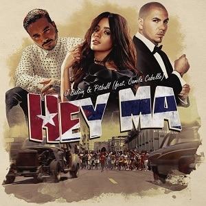 موزیک ویدیو j balvin & pitbull - hey ma ft camila cabello english version