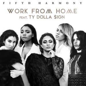 موزیک ویدیو fifth harmony feat. ty dolla $ign - work from home