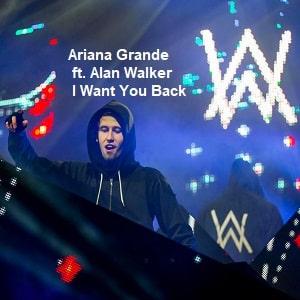 موزیک ویدیو Ariana Grande ft. Alan Walker - I Want You Back