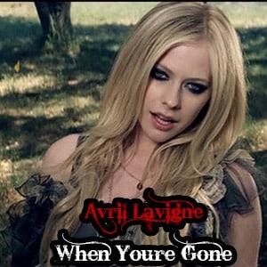 موزیک ویدیو Avril Lavigne - When Youre Gone