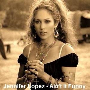 موزیک ویدیو Jennifer Lopez - Ain't It Funny