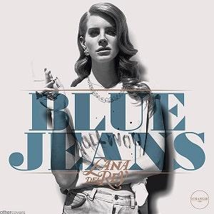 موزیک ویدیو Lana Del Rey - Blue Jeans
