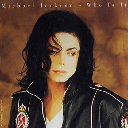 موزیک ویدیو Michael Jackson - Who Is It