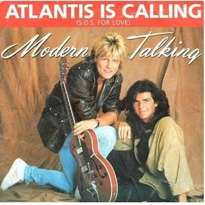موزیک ویدیو Modern Talking Atlantis ls Calling
