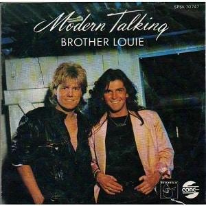 موزیک ویدیو Modern Talking -Brother Louie