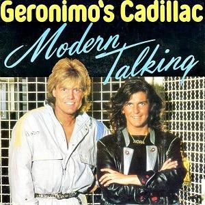 موزیک ویدیو Modern Talking Geronimo's Cadillac