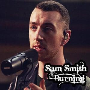 موزیک ویدیو Sam Smith - Burning