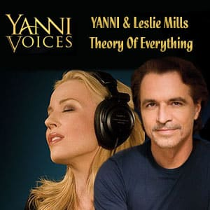 اجرای زنده YANNI VOICES - Leslie Mills - Theory Of Everything