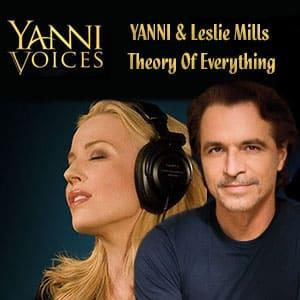 کنسرت YANNI VOICES - Leslie Mills - Theory Of Everything