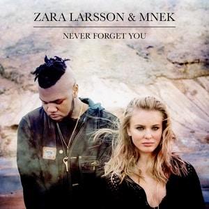 موزیک ویدیو Zara Larsson, MNEK - Never Forget You
